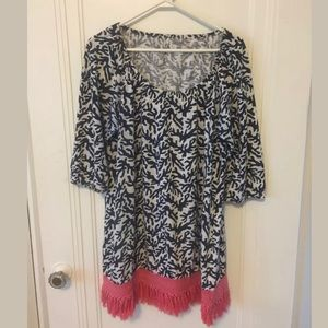 Lilly Pulitzer Alia Cover-Up Dress